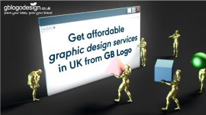 Get Affordable Graphic Design Services In UK from GB Logo Design