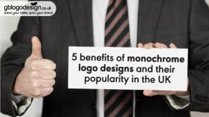 5 Benefits Of Monochrome Logo Designs And Their Popularity In The UK